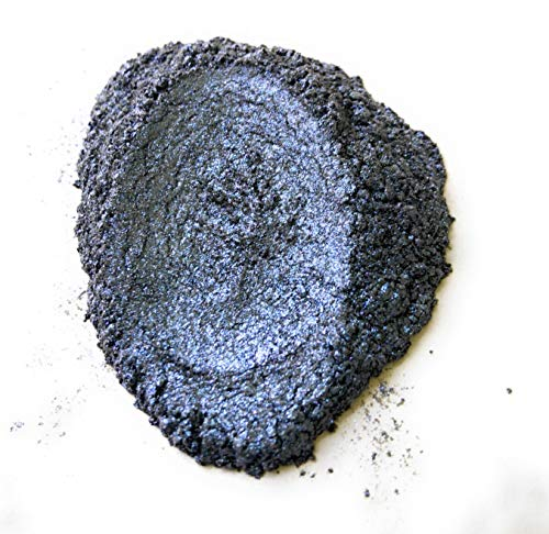 42g/1.5oz'LUX Series Bright Blue' Synthetic Mica Powder Pigment (Epoxy,Resin,Soap,Plastidip)