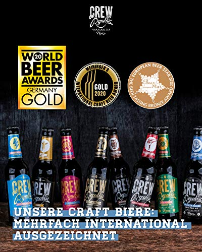CREW Republic Craft Beer Geschenkbox - 5
