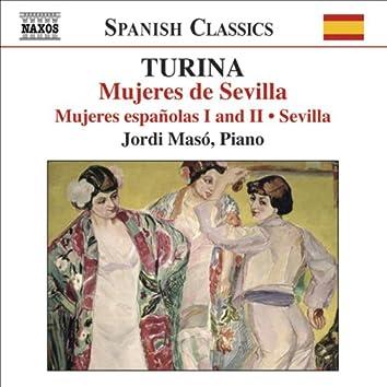 TURINA: Piano Music, Vol. 3 - Seville / Spanish Women / Women of Seville