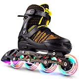 Outdoor Full Up Lights Roller Blade
