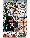 AZSTEEL Kitchen Find Soul | Poster No Frame Board for
