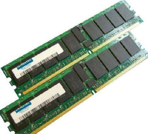 DDR4-X4226A-HY (Legacy) 4 GB DDR2 werkgeheugen (4 GB, 2 x 2 GB, DDR2, 240 pin DIMM).