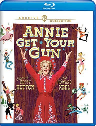 Top New Annie Get Your Gun [Blu-Ray]