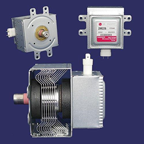 Whirlpool W10754299 Microwave Magnetron Genuine Original Equipment Manufacturer (OEM) Part