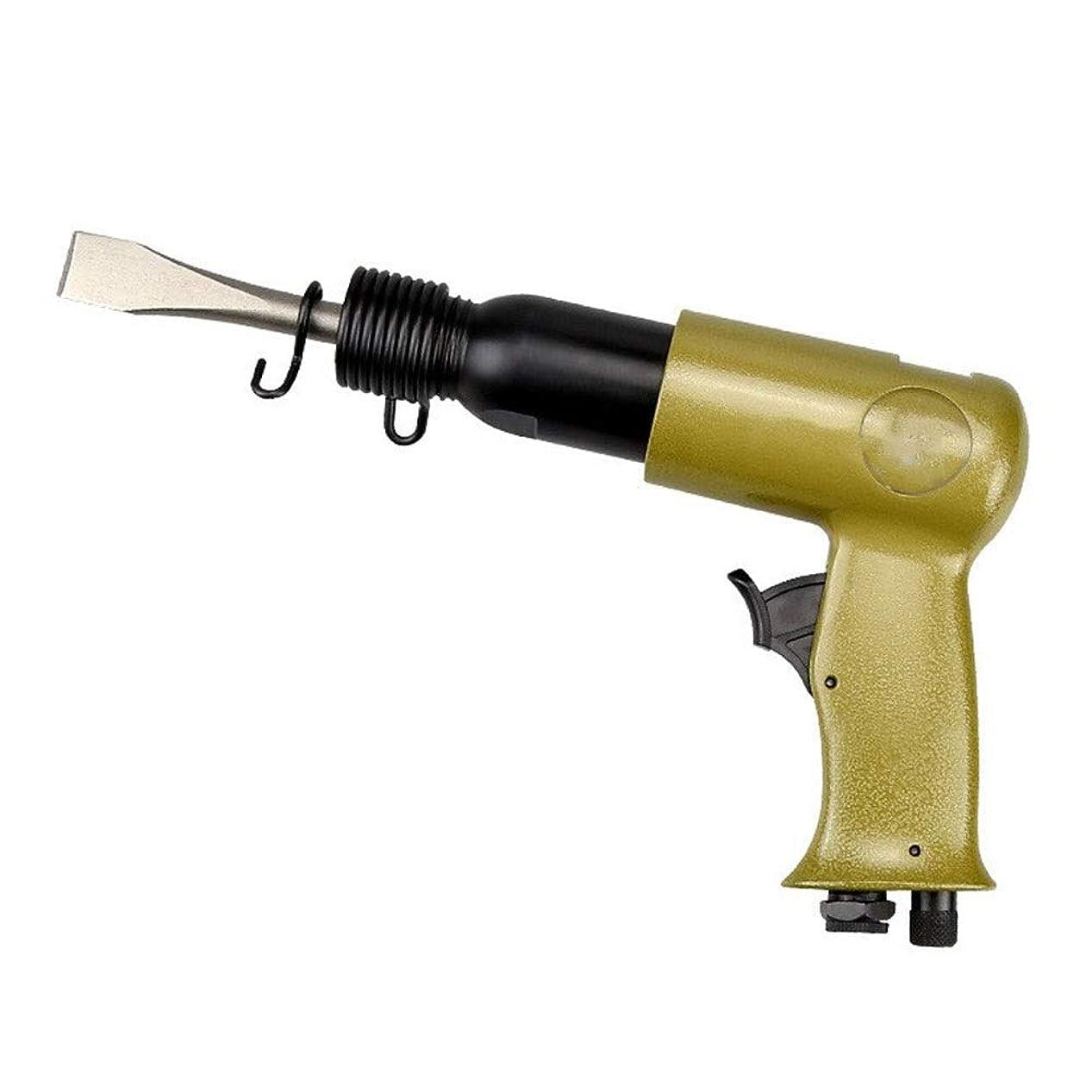 誰の憤るおもしろいエア工具 工業用ガンエアシャベル、錆の除去シャベル工業用グレードハンドツール 多機能 人間工学的