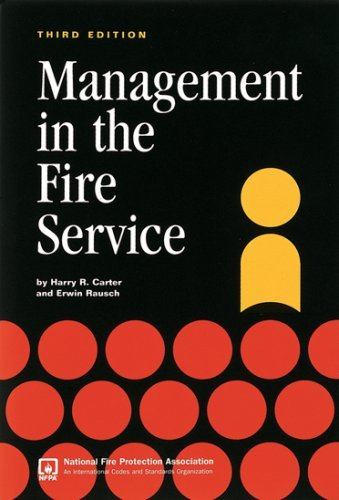 Management in the Fire Service, 3rd Edition
