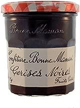 Bonne Maman Cerises Noires - Black Cherry Jam - 13 oz.