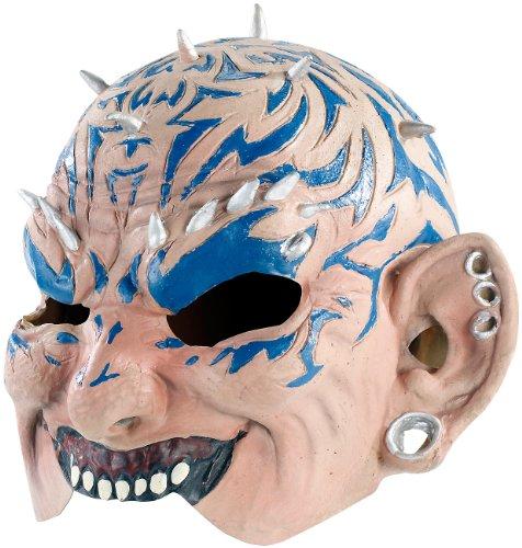 infactory Masque en Latex Démon
