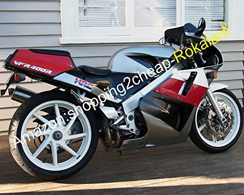 Kit de carénage pour moto VFR400R 88-92 NC30 VFR 400R 1988 1989 1990 1991 1992 VFR 400 R