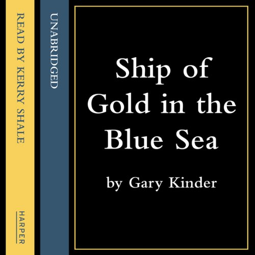 Ship of Gold in the Deep Blue Sea cover art