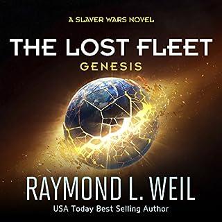 The Lost Fleet audiobook cover art