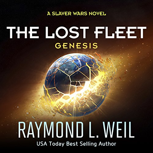 The Lost Fleet audiobook cover art