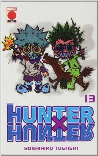 Hunter X Hunter 13 (Manga - Hunter X Hunter)