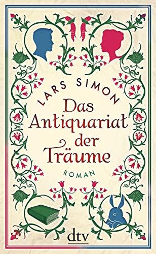 Buchseite und Rezensionen zu 'Das Antiquariat der Träume: Roman' von Simon, Lars