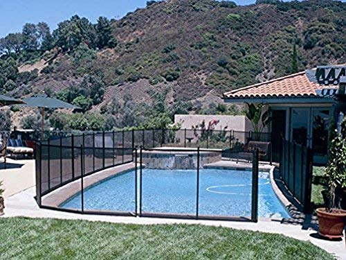 Gre 779700 - Pool Sicherheitszaune, 1,25 m hoch