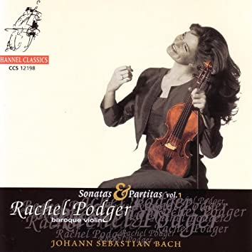 Bach: Sonatas and Partitas, Vol. 1