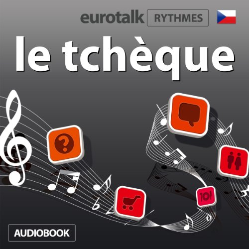 Couverture de EuroTalk Rhythmes le tchèque