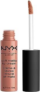 NYX Soft Matte Lip Cream, Abu Dhabi