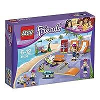 レゴ (LEGO) フレンズ ハートレイクのスケートパーク 41099