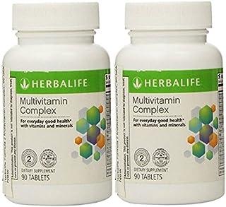 Herbalife Formula 2 Multivitamin Complex, 90 tablets (2 bottle)