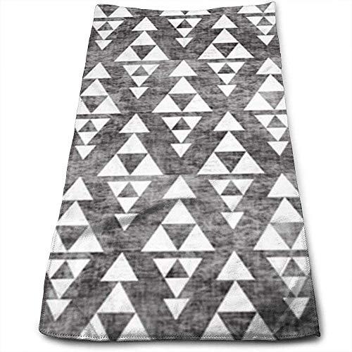 Bert-Collins Towel Personnalité empilée Motif Amusant Serviettes de Toilette Fibre Superfine Serviettes de Gymnastique Douces et Super absorbantes