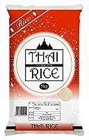タイ米 (Thai White Rice[Long Grain]) 5㎏ [並行輸入品]
