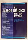 Asesor juridico de la pyme, el