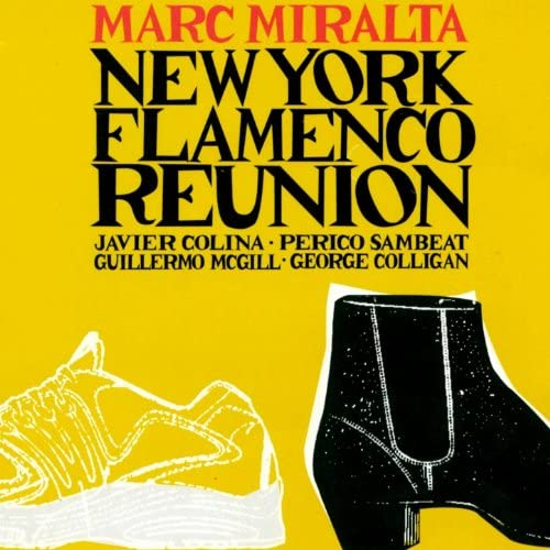 Marc Miralta feat. Javier Colina, Perico Sambeat, Guillermo McGill & George Colligan