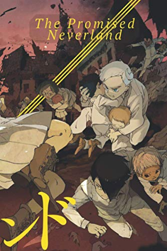 The Promised Neverland, Vol. 11 Notebook: manga The Promised Neverland, 11 Notebook The Promised Neverland, Vol. 1 to vol. 16 lined paper