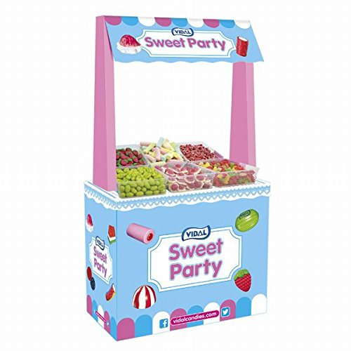 Candy Bar- Carro Chucherias- Sweet Bar Junior