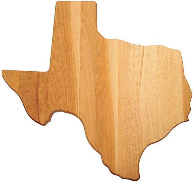Catskill Craftsmen Ranking TOP15 Mail order cheap Texas Shaped Board Cutting