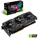 ASUS Carte Graphique ROG-STRIX-RTX2060-A6G-GAMING (Nvidia GeForce RTX 2060, 6Go Mémoire GDDR6)