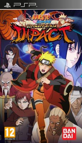 Namco Bandai Games NARUTO SHIPPUDEN: ultimate ninja Impact PlayStation Portatile (PSP) videogioco