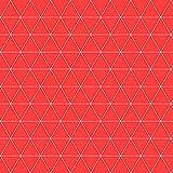 Wachstuch, abwischbar, dreieckig, geometrisch, modern,