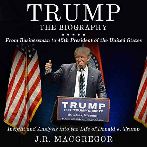 Trump: The Biography audiobook cover art