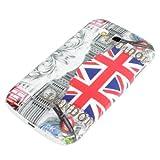 deinPhone - Carcasa para Samsung Galaxy Grand Duos i9082, diseño de Londres y la Bandera británica