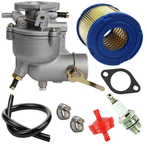 TOPEMAI 390323 Carburetor Compatible with Briggs & Stratton 194412 190432 190402 195422 190400 170401 7HP 8HP 9HP Engines with 393957S Air Filter