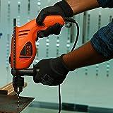 BLACK+DECKER HD500K 550W 13mm Variable Speed Reversible Hammer Drill