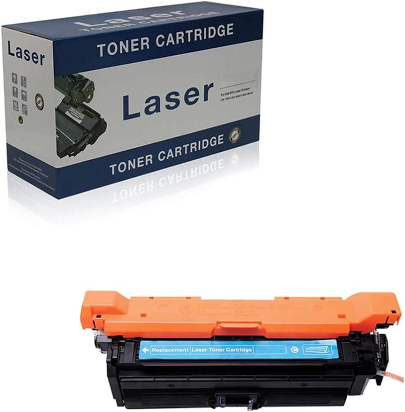 Compatible Toner Cartridges Replacement for Canon 323 CRG323 CRG-323 for Use with Canon ImageCLASS LBP7750CDN LBP7700CDN Printer,Cyan