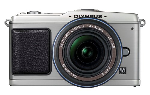 Olympus PEN E-P1 12 MP Micro Four Thirds...