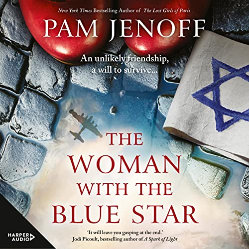 The Woman with the Blue Star cover art