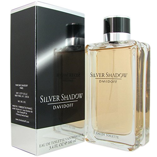 Davidoff Silver Shadow by EAU De Toilette Spray 3.4 oz / 100 ml (Men)