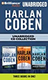 Harlan Coben Unabridged CD Collection: Promise Me, The Woods, Hold Tight