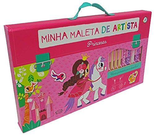 Minha maleta de artista: princesas