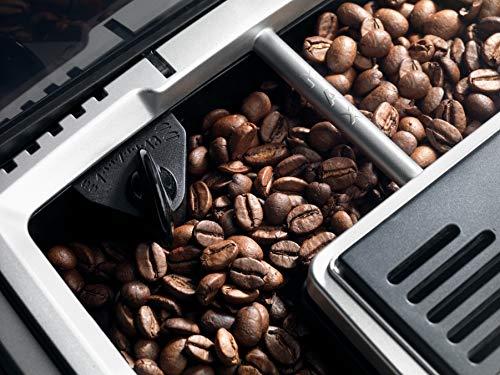 Delonghi ECAM 23.420.Sw Máquina De Café, 1450 W, 1.8 Litros, Negro/Plateado