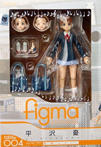 Max Factory K-ON: Ui Hirasawa Figma Action Figure