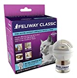 Feliway Classic Diffuser for Cats (30 Day Starter Kit) | Constant Calming & Comfort At Home