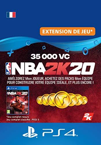 NBA 2K20 - 35,000 VC - DLC | Code Jeu PS4 - Compte français