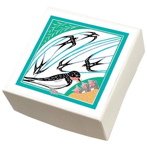 【鈴廣かまぼこ】こ・こ・ろ 白箱 ツバメ