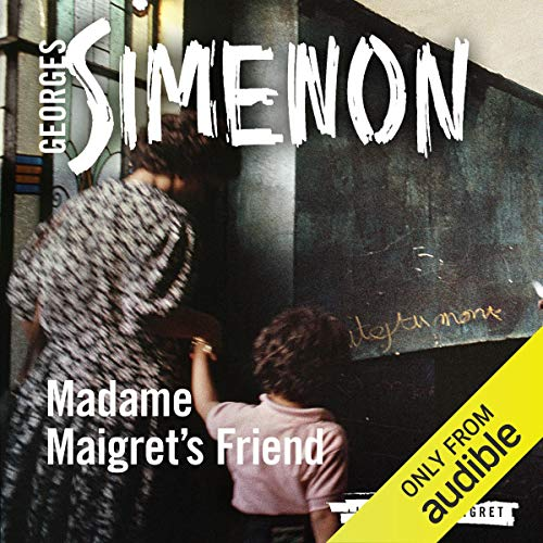 Couverture de Madame Maigret's Friend
